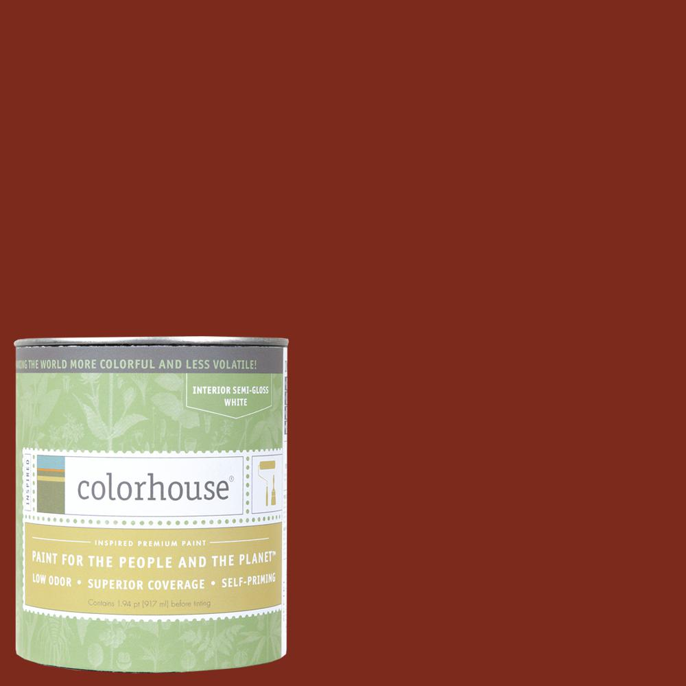 Colorhouse 1 qt. Wood .03 Semi-Gloss Interior Paint
