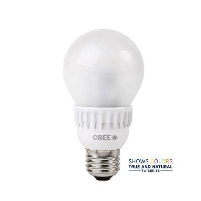 TW Series 40W Equivalent Soft White (2700K) A19 Dimmable LED Light Bulb