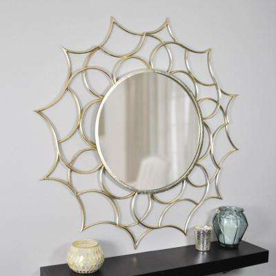 Channing Gold Decorative Mirror