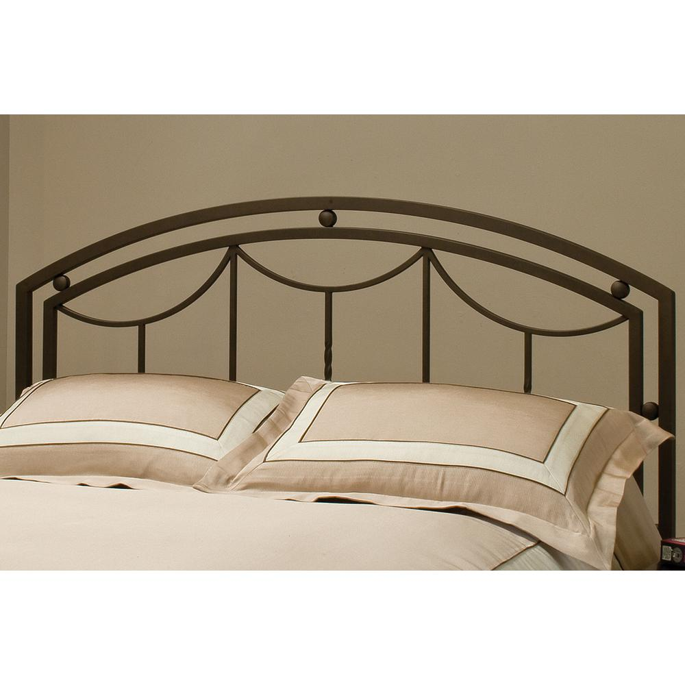 Bronze King Headboard