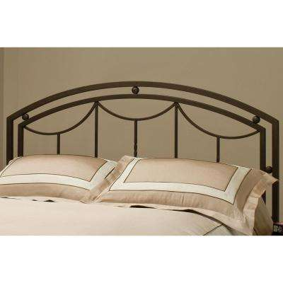 Arlington Bronze King Headboard