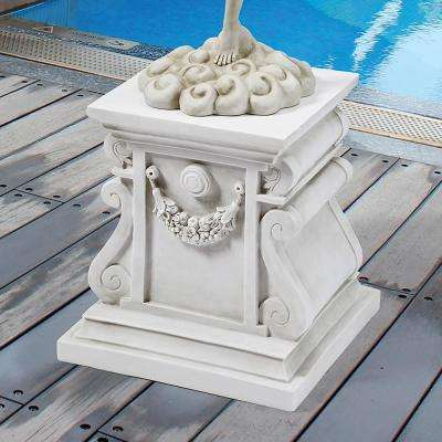 15 in. H Classic Statuary Large Plinth