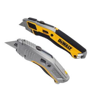 Dewalt Retractable Utility Knife (2-Pack) by DEWALT