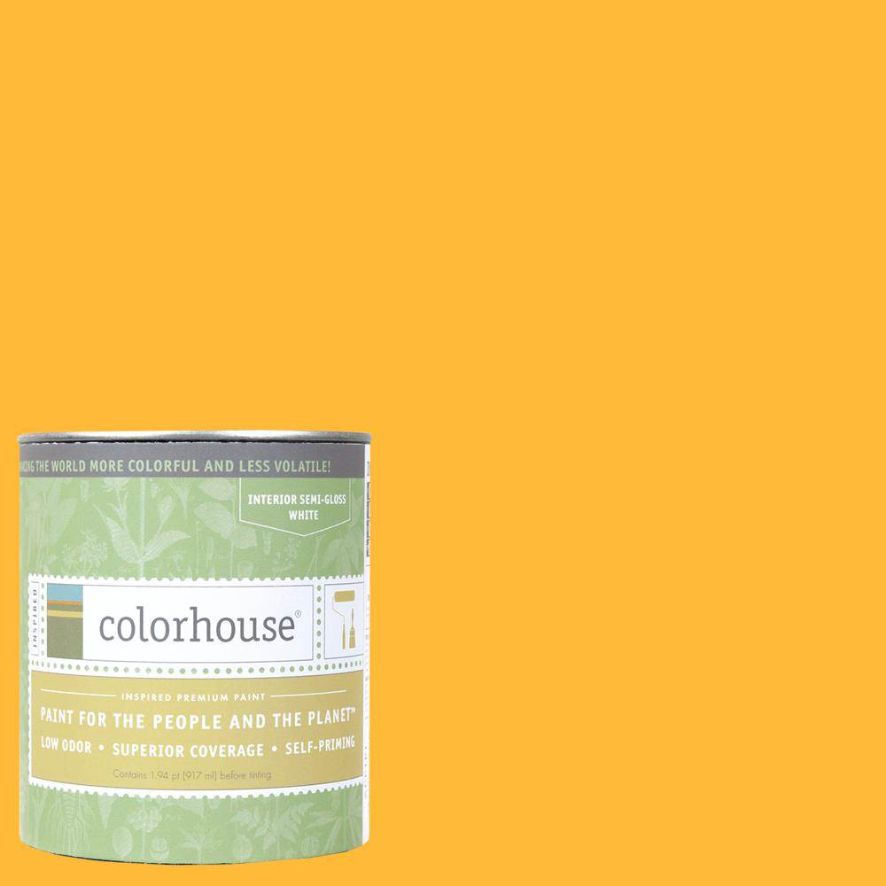 1 qt. Aspire .06 Semi-Gloss Interior Paint