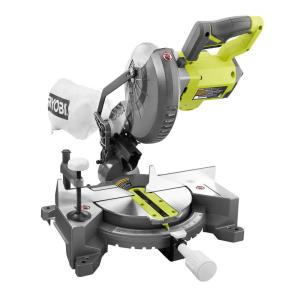18-Volt ONE+ Cordless 7-1/4 in. Compound Miter Saw (Tool Only)