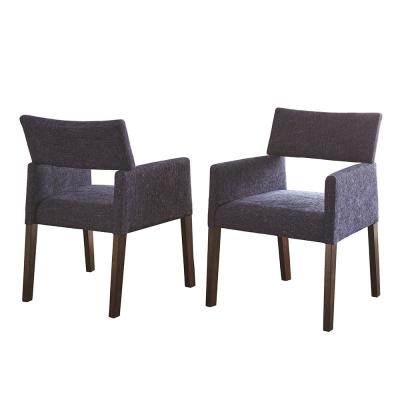 Amalie Navy Side Chair (Set of 2)