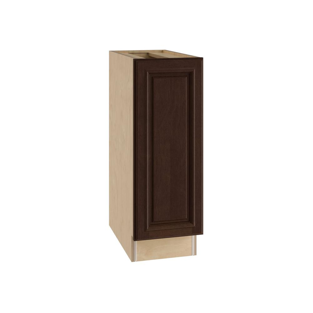 Home Depot Kitchen Base Cabinets: Home Decorators Collection Somerset Assembled 9x34.5x24 In