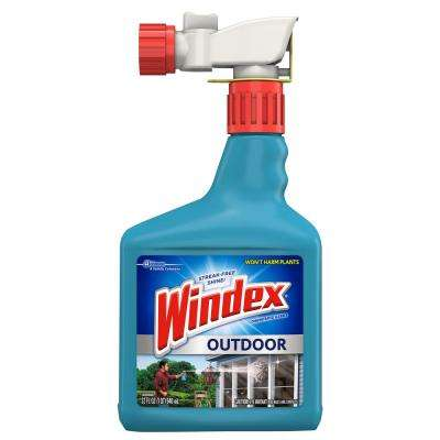 32 oz. Outdoor Glass Cleaner