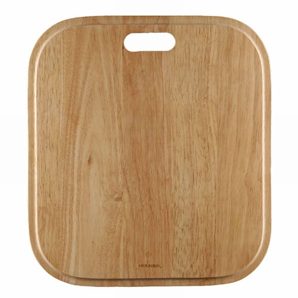 HOUZER Endura Oak Cutting Board