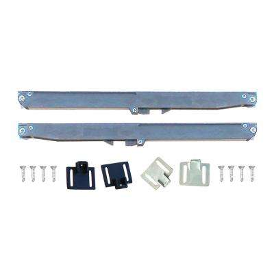 Soft Closer Kit for Stainless Steel Sliding Barn Door Hardware
