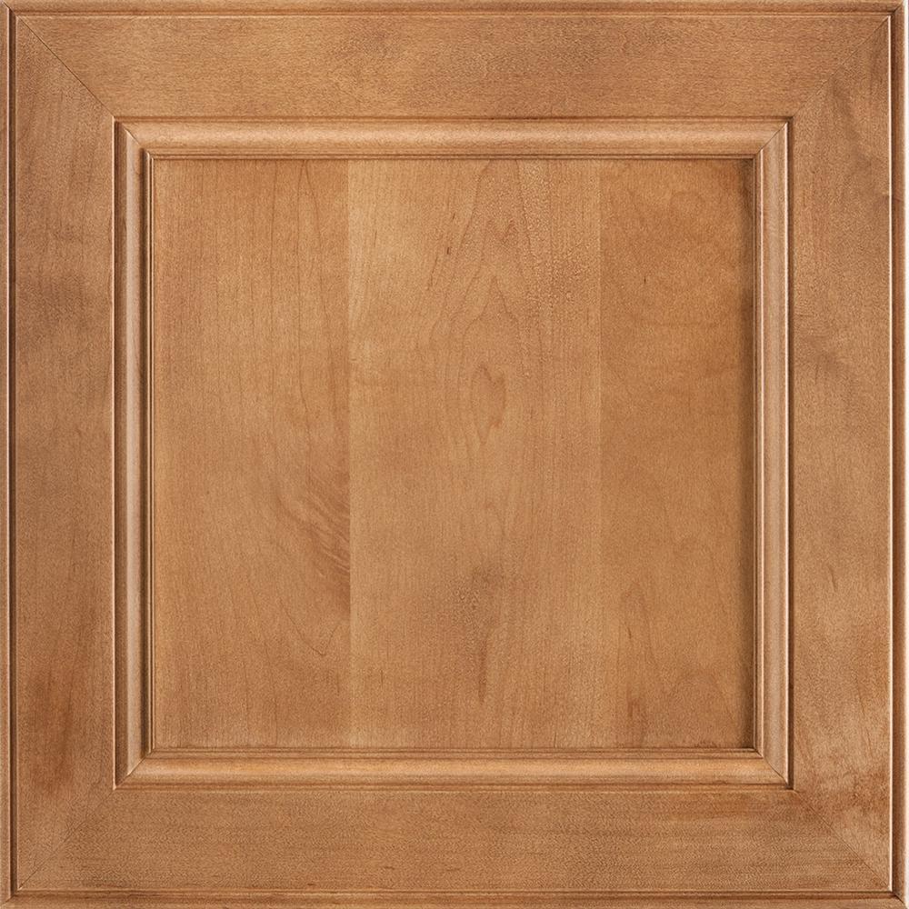 American woodmark 14 9 16 x 14 1 2 in cabinet door sample for 14 door