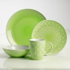 Lime Green Dinner Set Easy Home Decorating Ideas