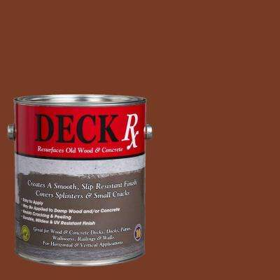 Deck Rx 1 gal. Pine Cone Wood and Concrete Exterior Resurfacer