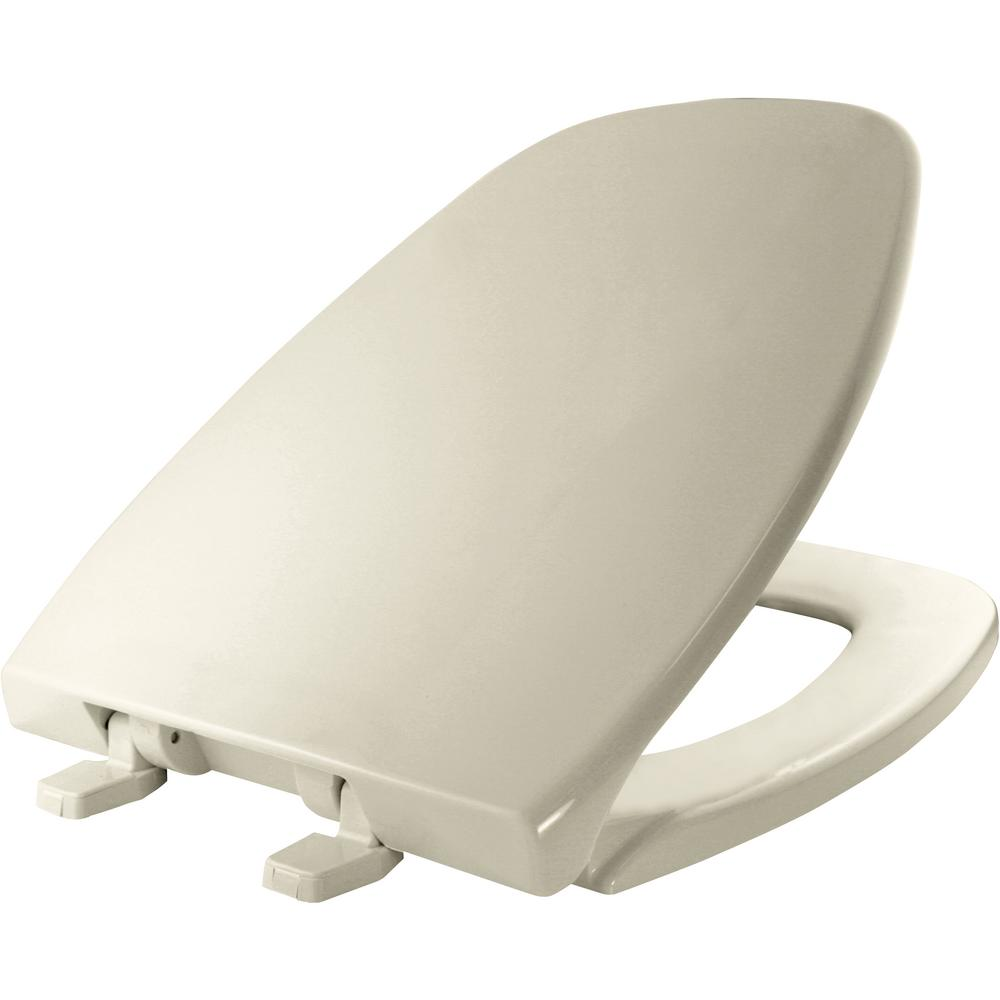 Kohler Lustra Elongated Closed Front Toilet Seat In