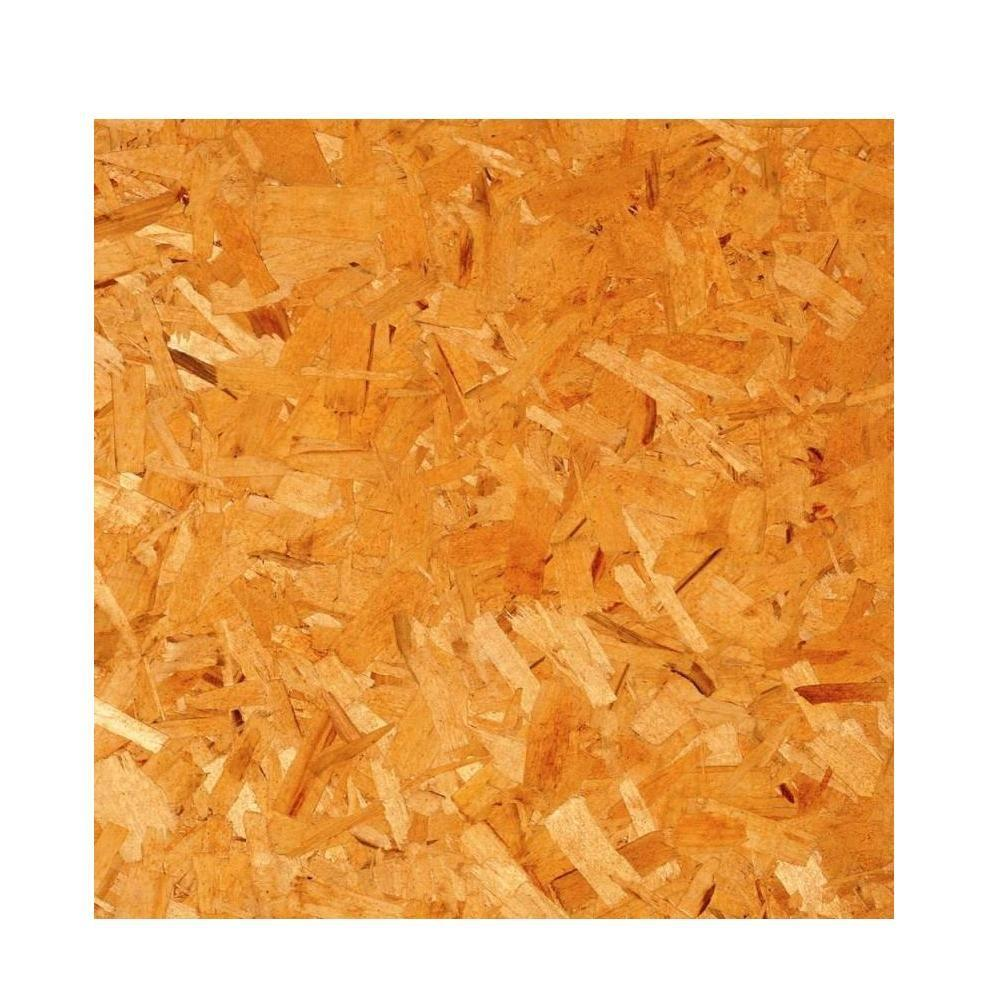1/2 in. x 4 ft. x 8 ft. A-Grade Southern Yellow