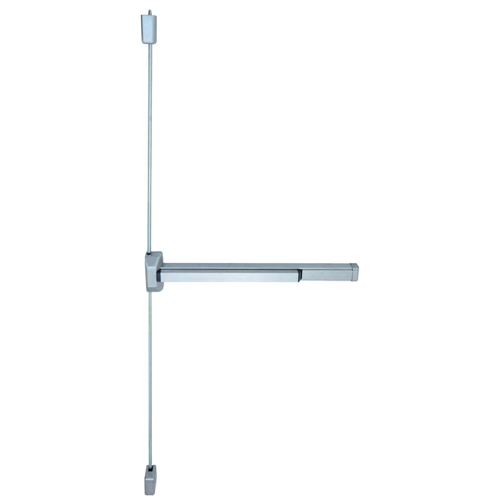 Arctek Silver Vertical Type Push Bar Exit Device Fire Rate