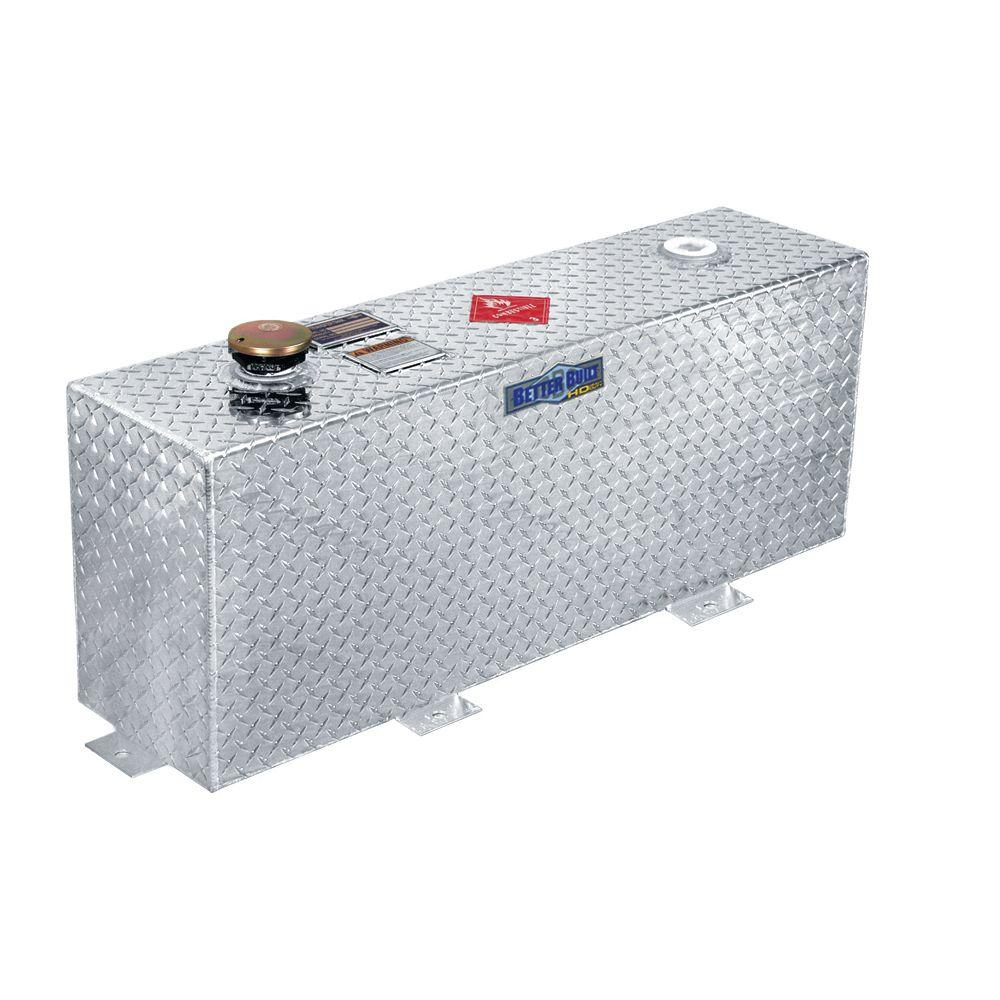 36 Gallon Aluminum Liquid Transfer Tank