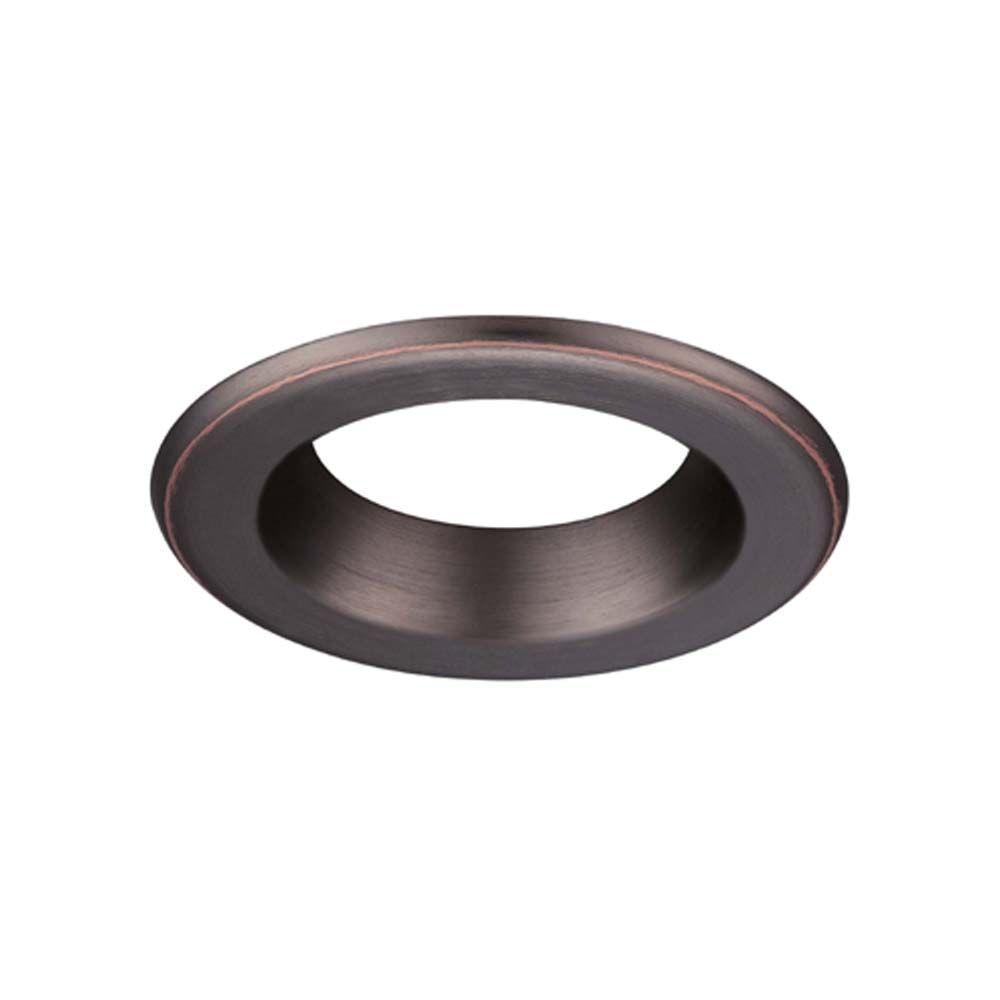 4 in. Bronze Recessed LED Trim Ring