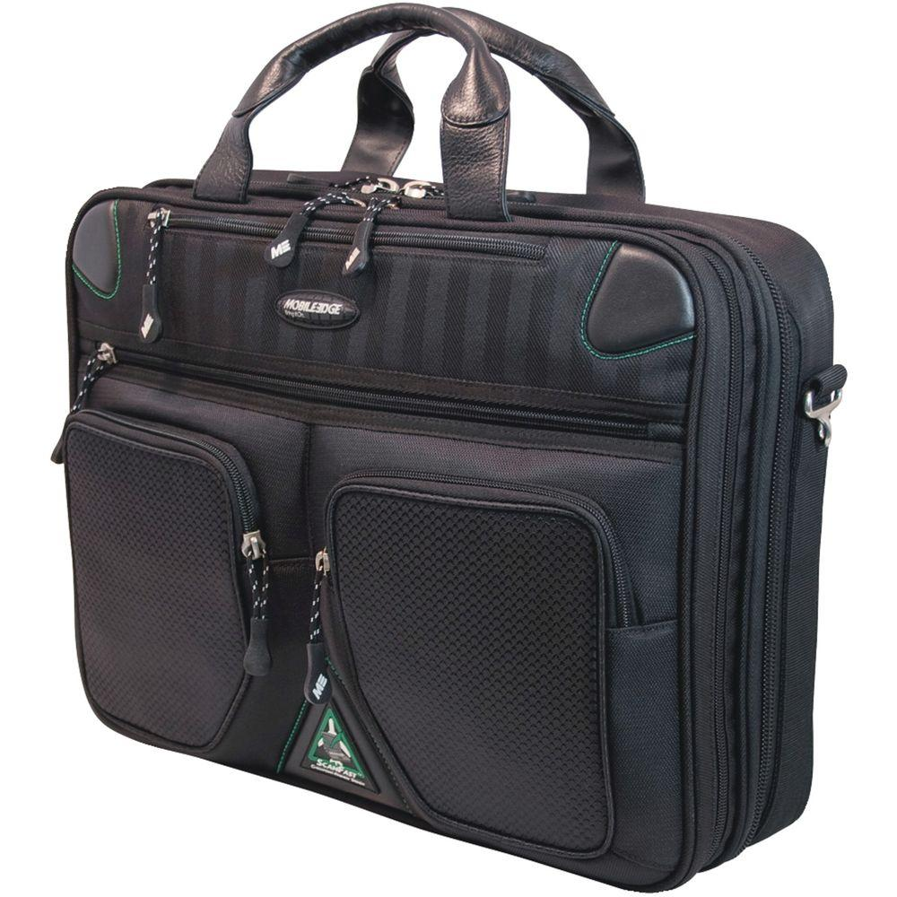 Mobile Edge 16 in. Pc/17 in. MacBook Scanfast Briefcase, ...