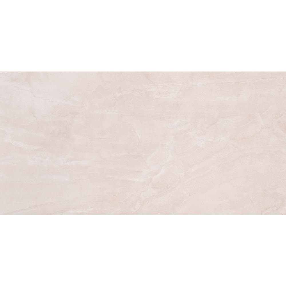 Ms international naples gris 12 in x 24 in glazed ceramic floor and wall tile 18 sq ft Tile ceramic flooring