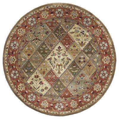 Round Area Rugs Rugs The Home Depot
