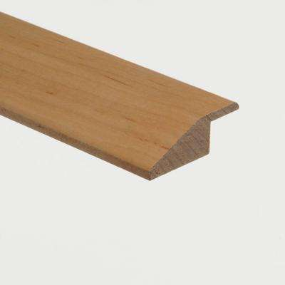 Maple Natural/Pristine Maple Natural 3/8 in. T x 1-3/4 in. W x 94 in. L Hardwood Multi-Purpose Reducer Molding
