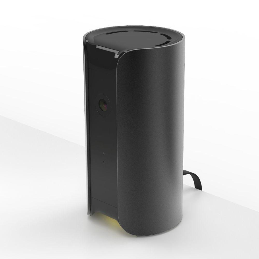 Used Canary All in One Smart Home Security Device-Black CAN100USBK-Black