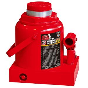 Big Red 20-Ton Low-Profile Bottle Jack-T92007A - The Home Depot