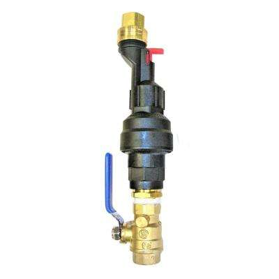 1/2 in. Automatic Excess Flow Water Shut-Off Valve