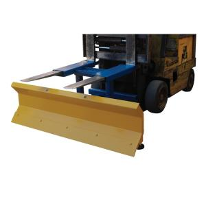 Vestil 72 inch Wide Fork Mounted Snow Plow Blade by Vestil
