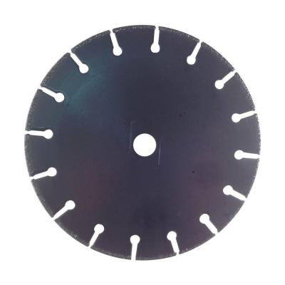 6-1/2 in. Coarse Grit Carbide Grit Circular Saw Blade