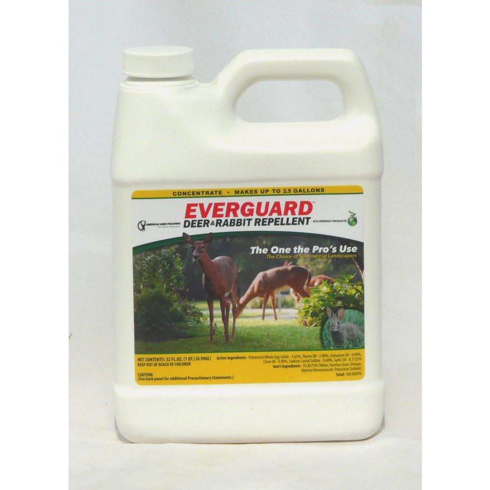 EverGuard 32 oz. Deer and Rabbit Repellent Concentrate