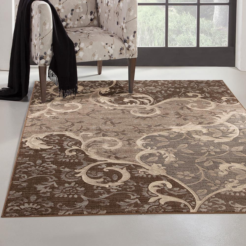 This Review Is From Sonoma Chauncy Grey 5 Ft 3 In X 7 6 Area Rug