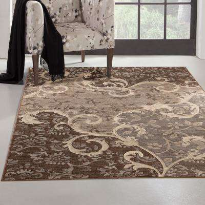 Sonoma Chauncy Grey 5 ft. 3 in. x 7 ft. 6 in. Area Rug
