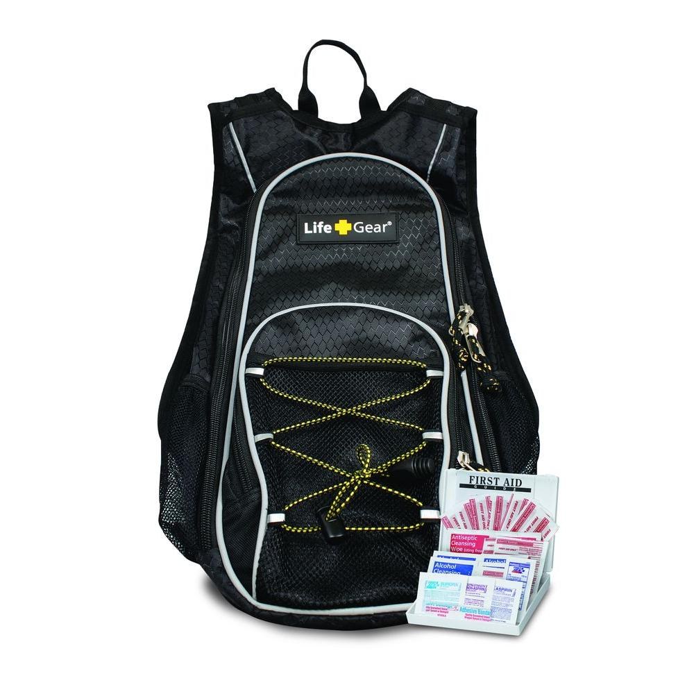 null Emergency Kit Day Pack with First Aid Kit-DISCONTINUED