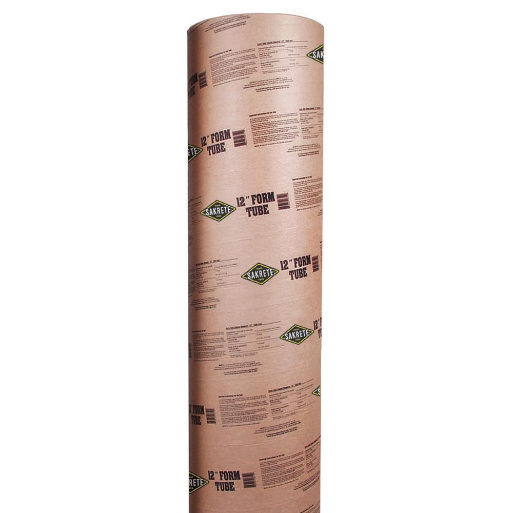 3 inch x 36 inch MagicWater Supply 6 Pack Mailing Tubes with Caps