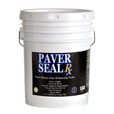 5 gal. Clear Concrete and Brick Paver Sealer