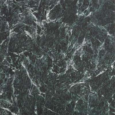 Majestic Verde Green Marble 18 in. x 18 in. Vinyl Tile (22.5 sq. ft. / case)