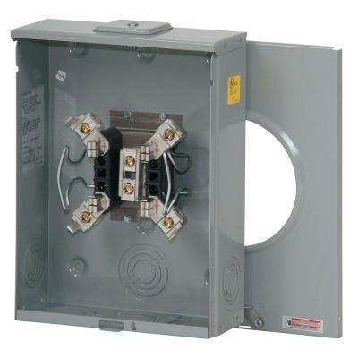 200 Amp Single Meter Socket (ConEd Approved)