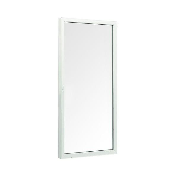 Andersen 72 In X 80 In 200 Series White Right Hand Moving Panel Perma Shield Sliding Patio Door 9122366 The Home Depot