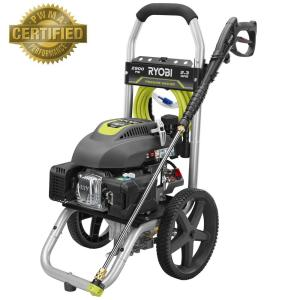 ryobi 2 000 psi 1 2 gpm electric pressure washer ry141900 the home rh homedepot com