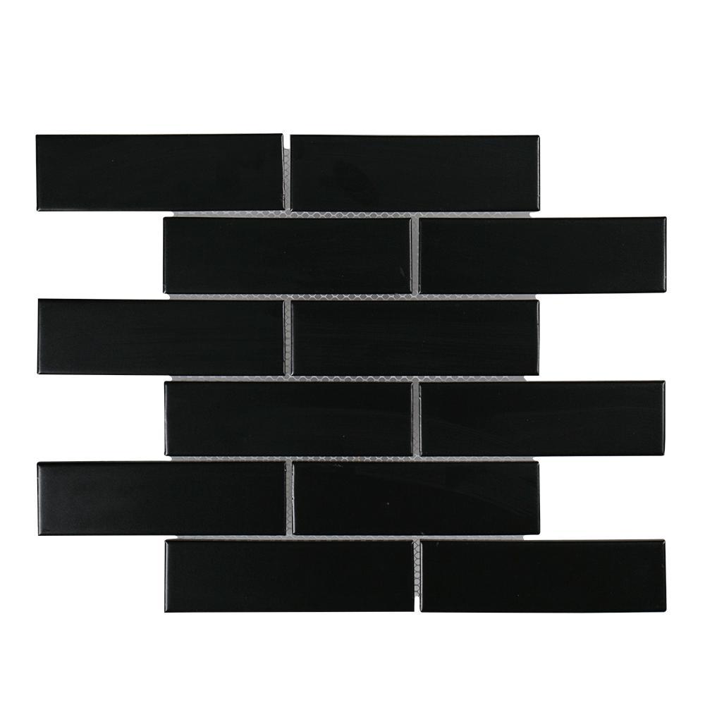 Classic 2 x 6 Black 11.25 in. x 11.5 in. x