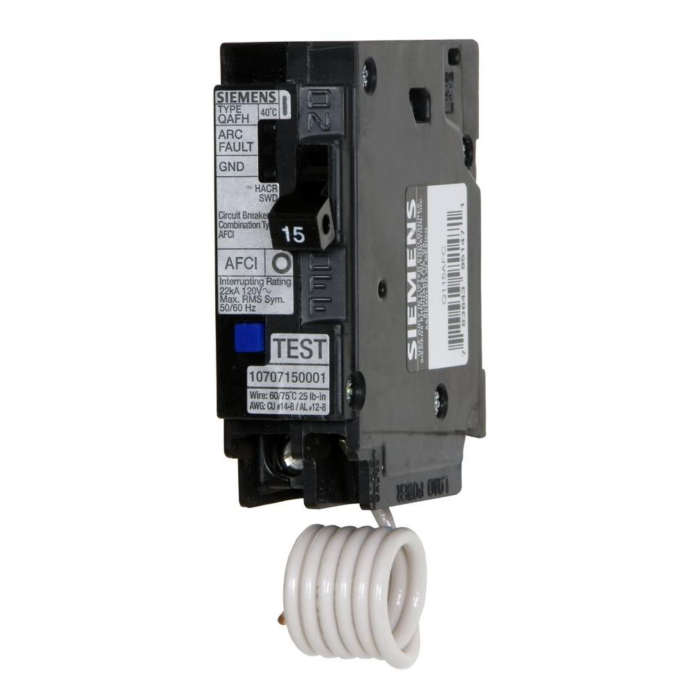 null 15 Amp 1 in. Single-Pole Breaker-DISCONTINUED