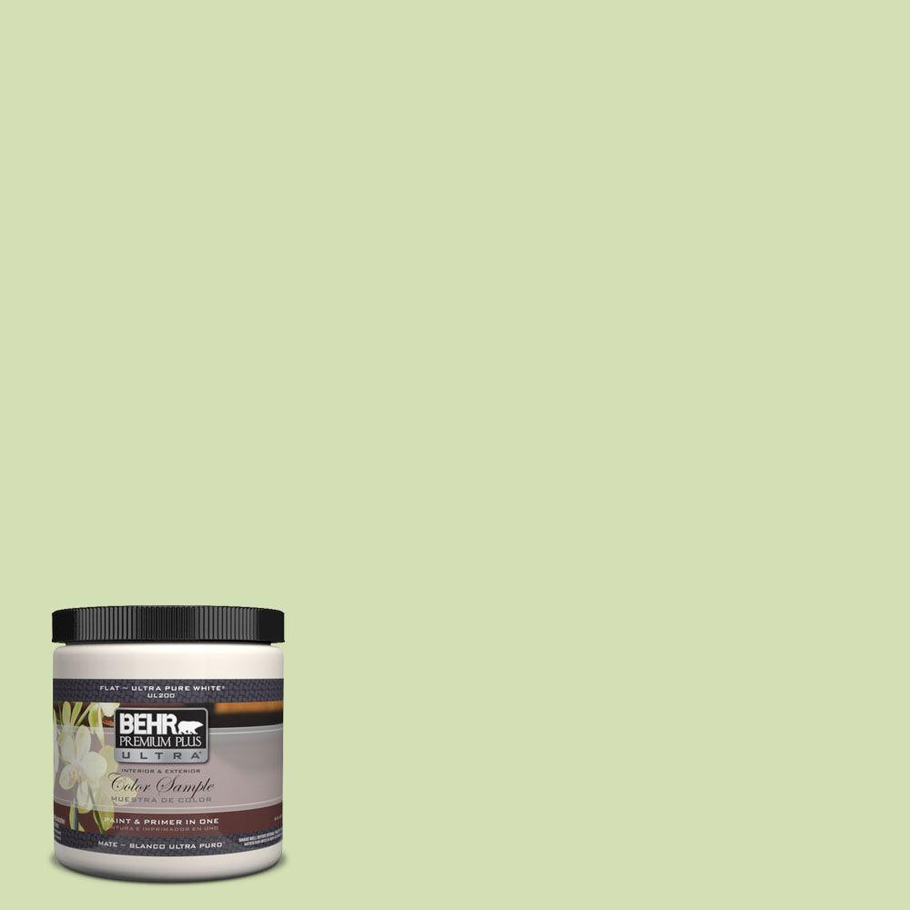 420c 3 Celery Bunch Matte Interior Exterior Paint And Primer In One Sample