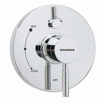 Neo 1-Handle Valve Trim Kit with Diverter in Polished Chrome