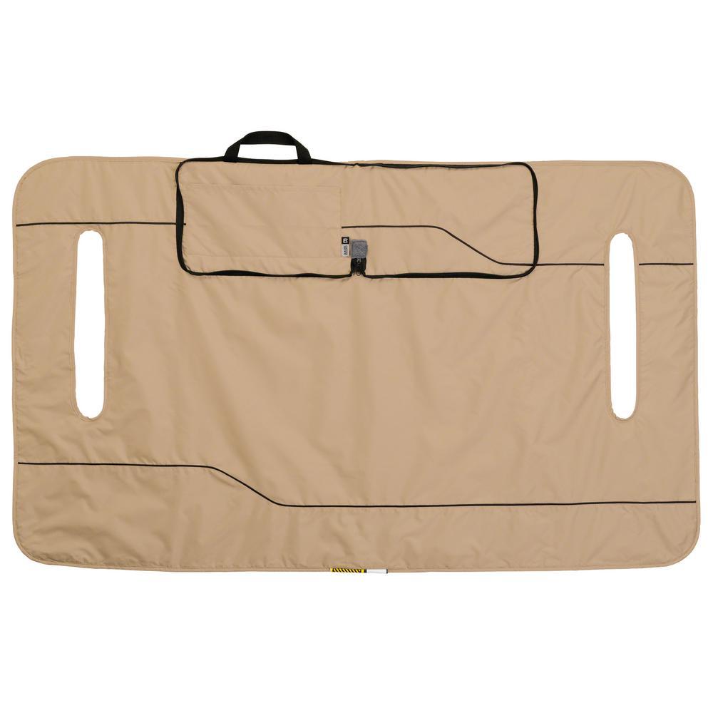 Golf Seat Blanket, Khaki