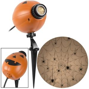 Home Depot Halloween Sale: Spiders Lightshow Projection Deals