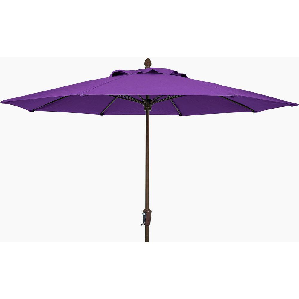 Fiberbuilt Umbrellas 9 ft. Patio Umbrella in Concord-DISCONTINUED