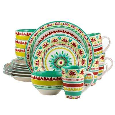 Alecante 16-Piece Dinnerware Set