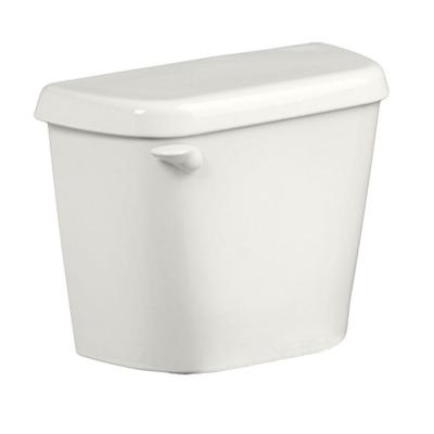 Colony 1.6 GPF Single Flush Toilet Tank Only for 12 in. Rough-In in White